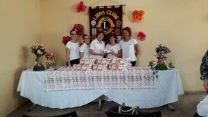 Aniversariantes do mês de Setembro e Visita Lions Clube de Capivari