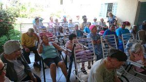 Read more about the article Grupo de Teatro da Empresa EPPO comemora o dia do Idoso no Lar dos Velhinhos de Capivari