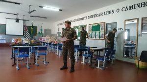 Tiro de Guerra de Capivari arrecada alimentos para Entidades Assistenciais de  Capivari