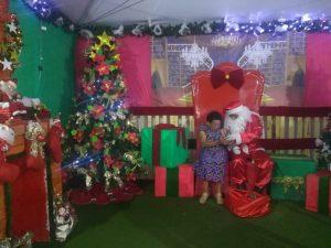 Idosos Visitam a Vila de Natal