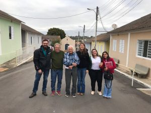 Conselho Municipal do Idoso de Capivari realizou uma visita na tarde desta quarta-feira dia 14/08/2019 no Lar dos Velhinhos São Vicente de Paulo de Capivari.
