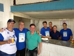 Dia 01.06.2019 Escola de Samba Vai com Tudo, APAE de Capivari e Lar dos Velhinhos realizou Feijoada Solidária
