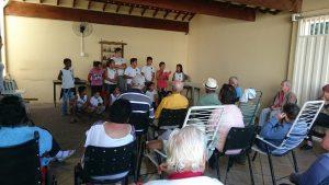 PROJETO LEITURA NO LAR continua com professora Bianca, e os alunos do 4º. Ano da Escola E.M. Professora Maria Rosa Lembo Duarte da Vila Balan de Capivari-SP.
