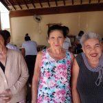 ABTEC CURSOS CAPIVARI fazem maquiagem em comemoração ao Dia das Mulheres