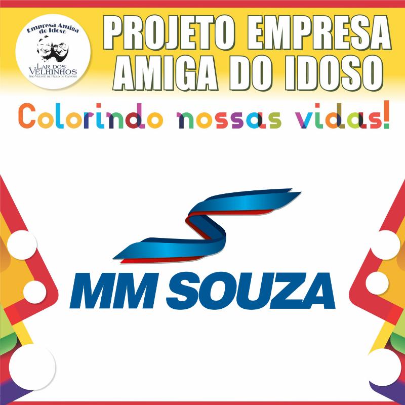 A empresa M. M. SOUZA  fecha parceria no Projeto Empresa Amiga do Idoso.