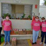 AMIGAS DE PEITO de Capivari-SP, fazem doação de leites
