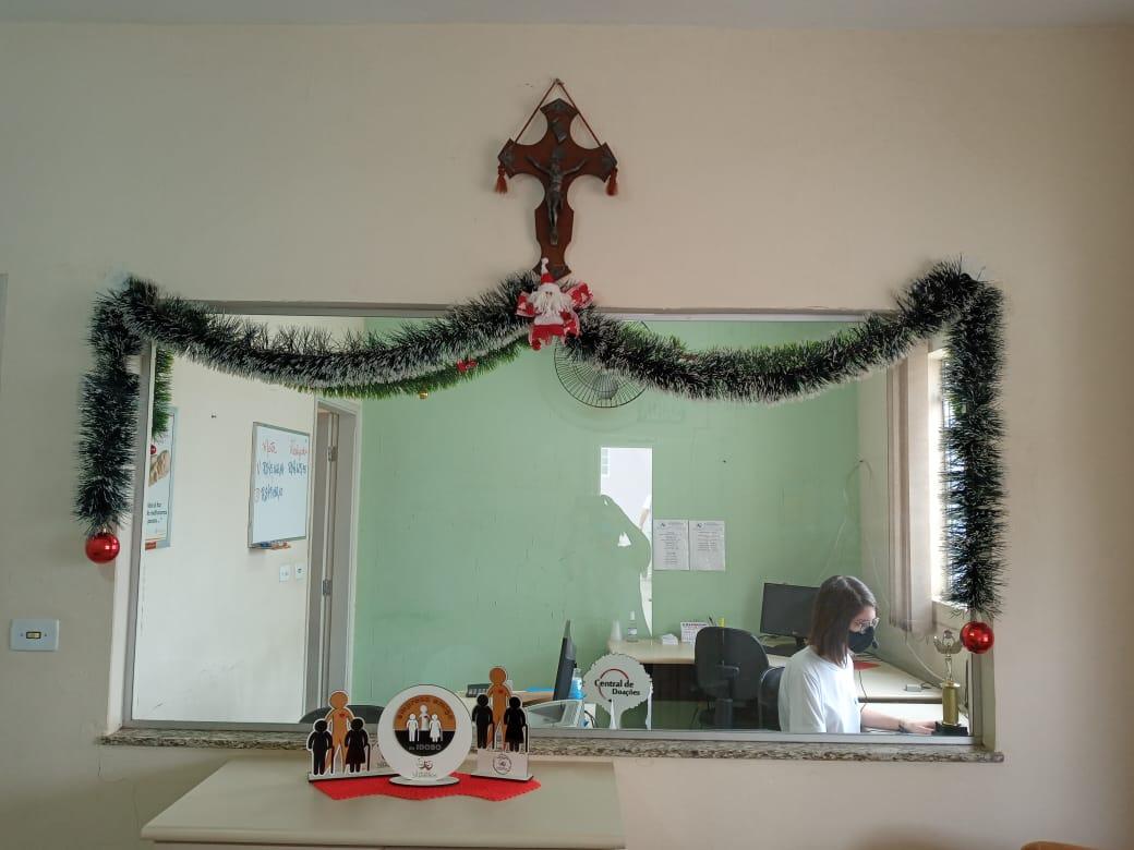 Lar dos Velhinhos de Capivari em clima de Natal com um toque especial dos nossos moradores!