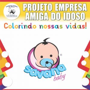 Read more about the article SAVANA BABY, fecha parceria no PROJETO EMPRESA AMIGA DO IDOSO.