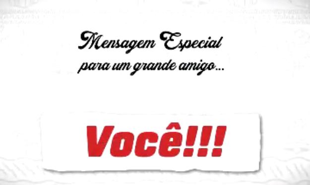 Lar dos dos Velhinhos de Capivari tem uma mensagem para alguém especial, você!!