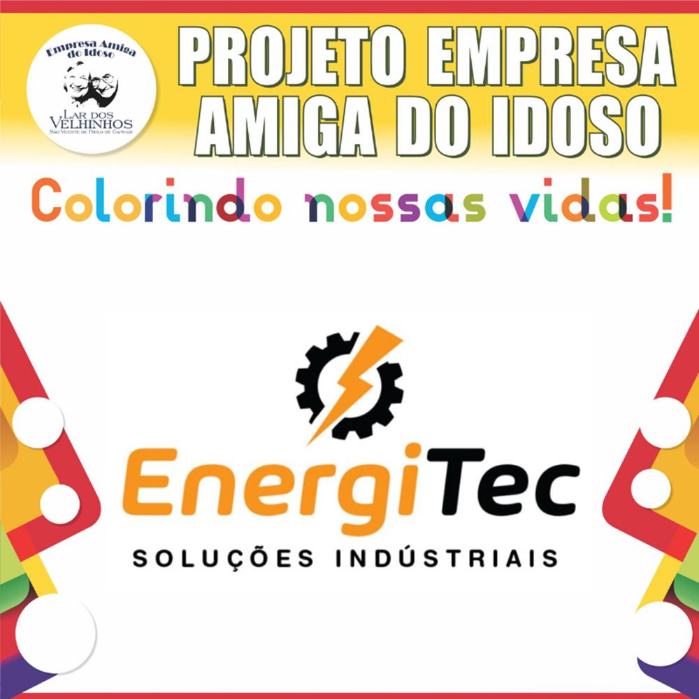 ENERGITEC SOLUÇÕES INDUSTRIAIS fecha parceria no Projeto Empresa Amiga do Idoso