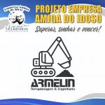 ARMELIN TERRAPLANAGEM fecha parceria no Projeto Empresa Amiga do Idoso
