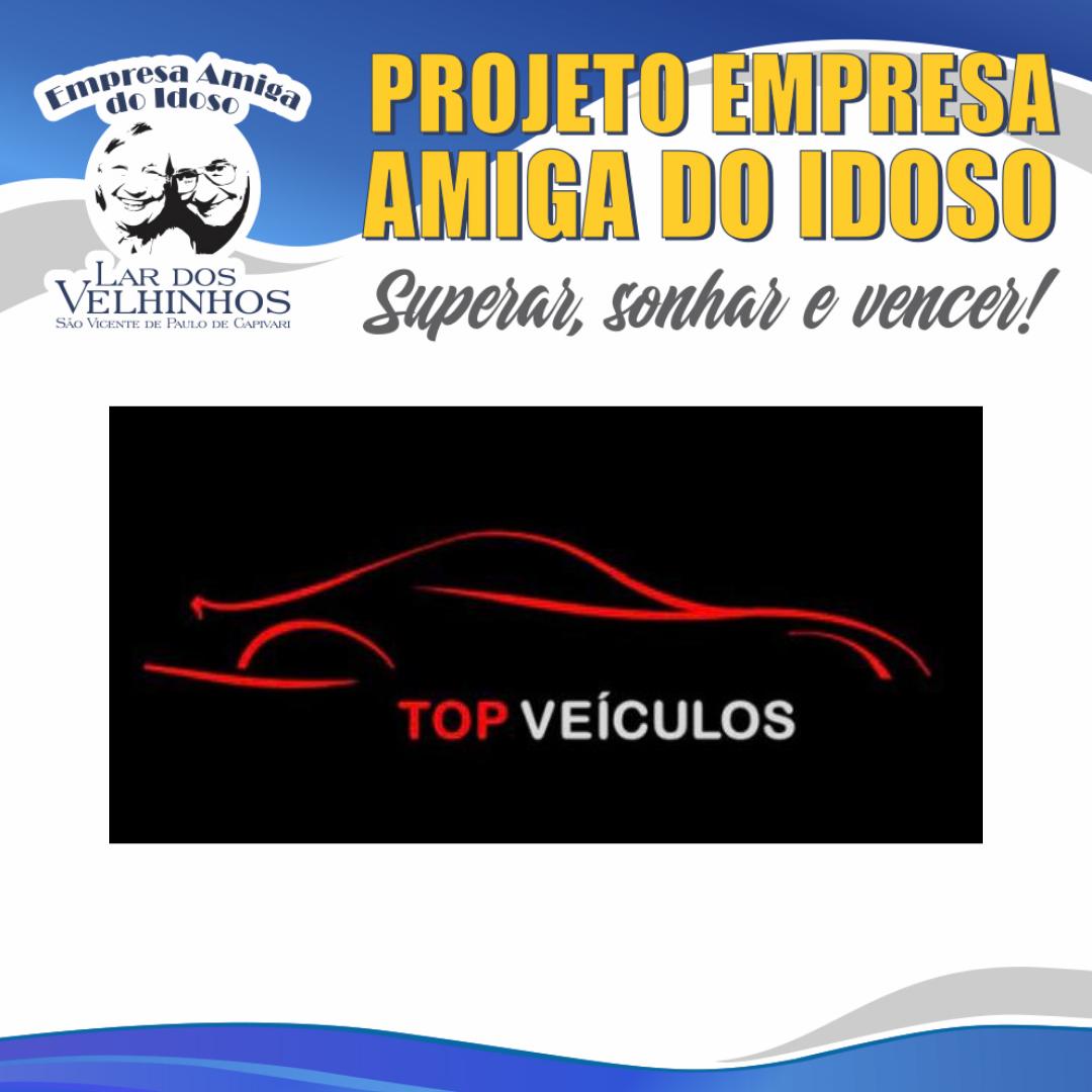 TOP VEÍCULOS fecha parceria no Projeto Empresa Amiga do Idoso